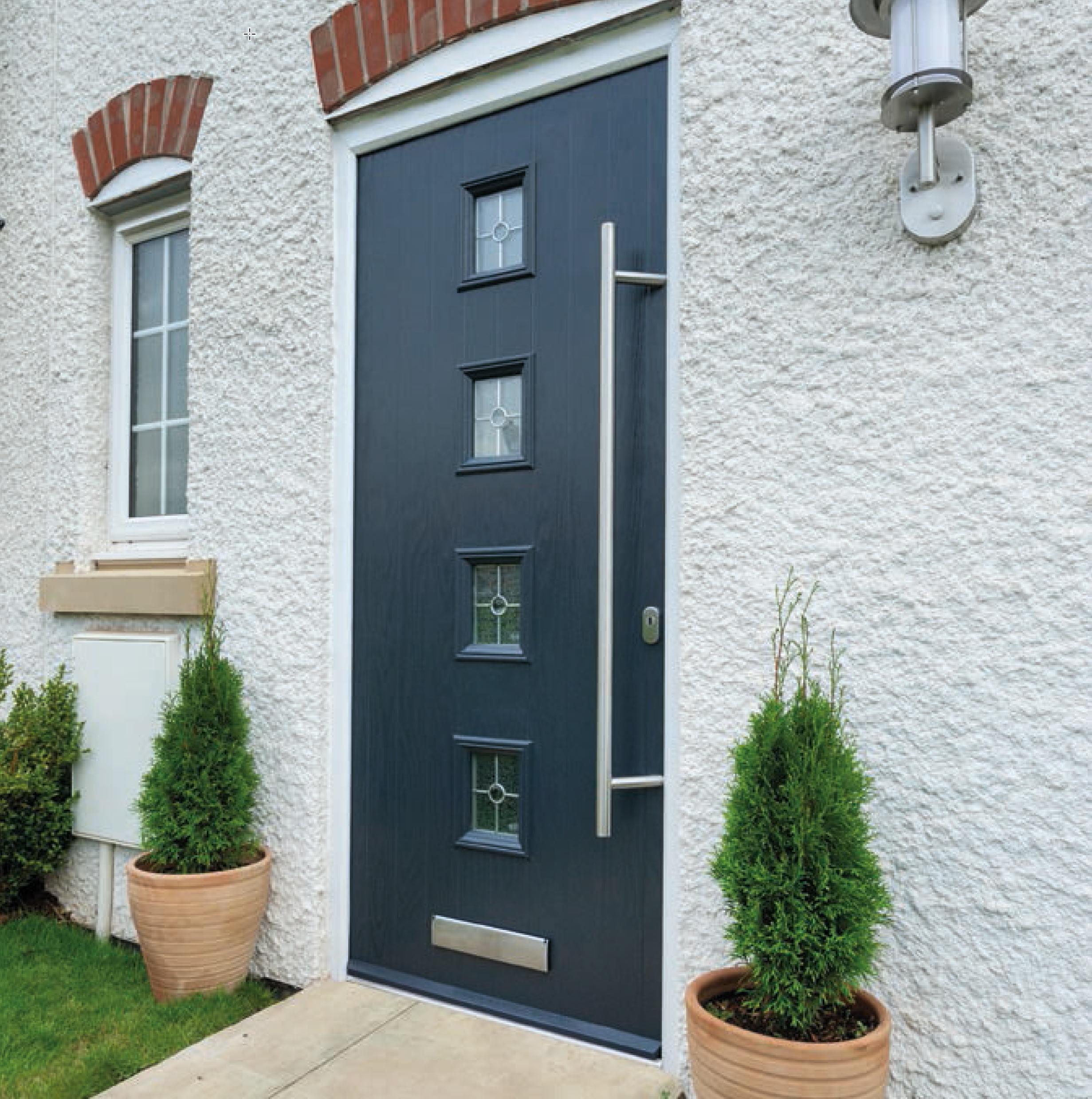 Door Suppliers Composite Door House