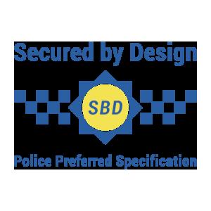 Secured By Design Logo - Door Suppliers
