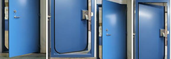 Flood Defence Doors