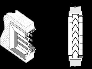 Louvred Panels
